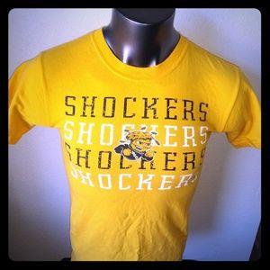 Wichita State Shockers Men's NCAA T Shirt